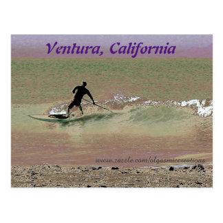 Cartão Postal SUP de Ventura