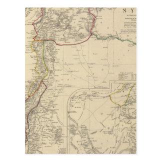 Cartão Postal Syria a Sinai