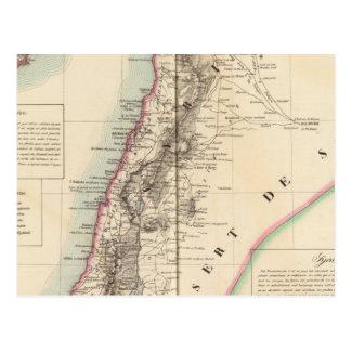 Cartão Postal Syriea e Palestina Ásia 63