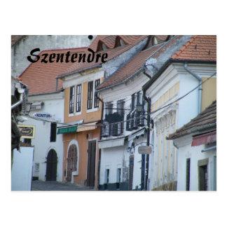 Cartão Postal Szentendre