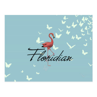 Cartão Postal T Floridian