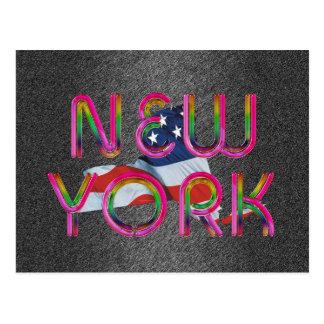 Cartão Postal T New York