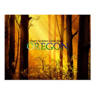 Cartão Postal T Oregon