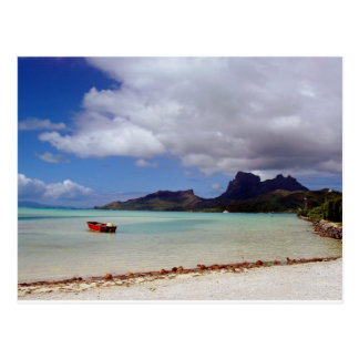 Cartão Postal Tahiti