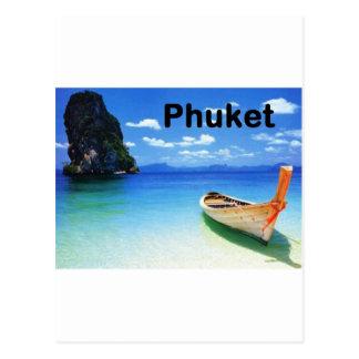 Cartão Postal Tailândia Phuket (St.K)
