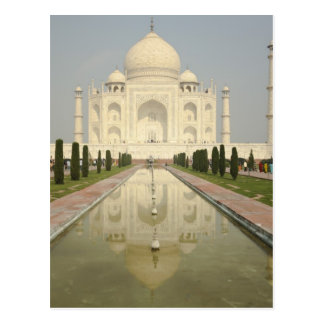Cartão Postal Taj Mahal, Agra, India