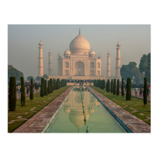 Cartão Postal Taj Mahal, Agra, Uttar Pradesh, India