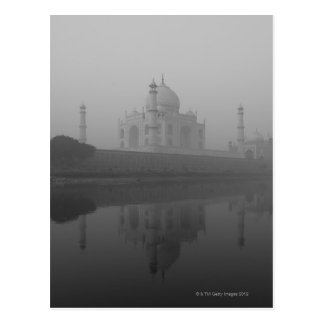 Cartão Postal Taj Mahal, Agra, Uttar Pradesh, India 3