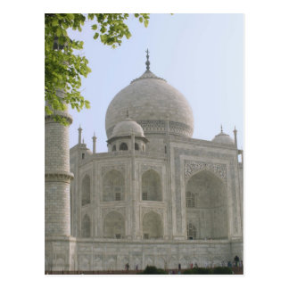 Cartão Postal Taj Mahal, India