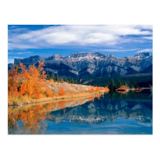 Cartão Postal Talbot Lake Jasper Alberta, Canada