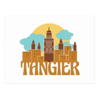 Cartão Postal Tânger