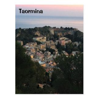 Cartão Postal Taormina