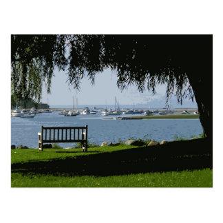 Cartão Postal Tarde do verão @ o porto