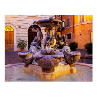 Cartão Postal Tartarughe do delle de Fontana