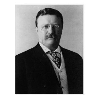Cartão Postal Teddy Roosevelt