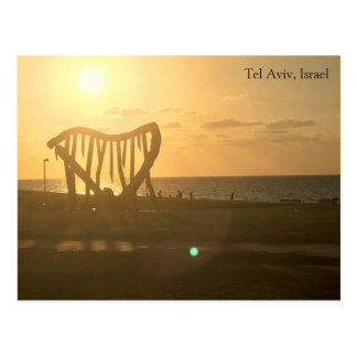 Cartão Postal Tel Aviv, Israel