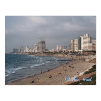 Cartão Postal Telavive, Israel