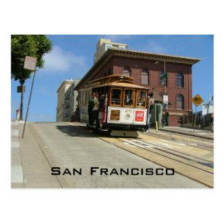 Cartão Postal Teleférico