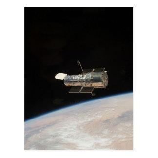 Cartão Postal Telescópio espacial da NASA Hubble
