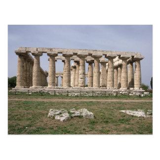 Cartão Postal Templo de Hera mim