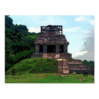 Cartão Postal Templo do Sun