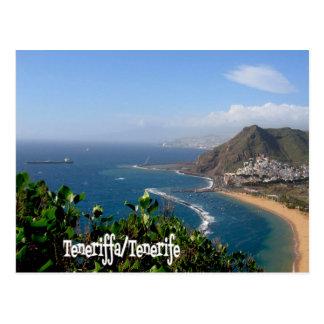 Cartão Postal Tenerife 11