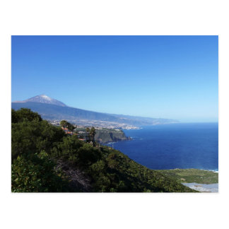 Cartão Postal Tenerife/Teneriffa