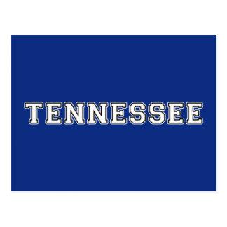 Cartão Postal Tennessee