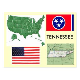 Cartão Postal Tennessee, EUA