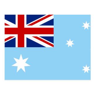 Cartão Postal Território antárctico australiano, a Antártica