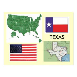 Cartão Postal Texas, EUA