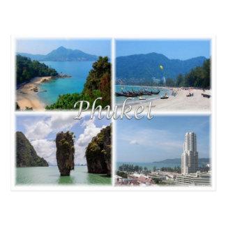 Cartão Postal TH Tailândia - Phuket -