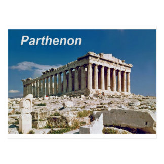Cartão Postal The--Parthenon--in--Athens--Angie.jpg