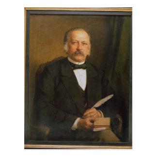 Cartão Postal Theodore Fontane, 1883