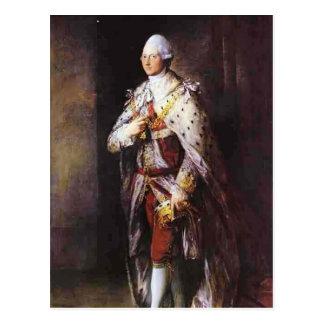 Cartão Postal Thomas Gainsborough- Henry Frederick, duque
