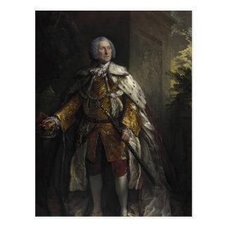 Cartão Postal Thomas Gainsborough: John Campbell, duque de