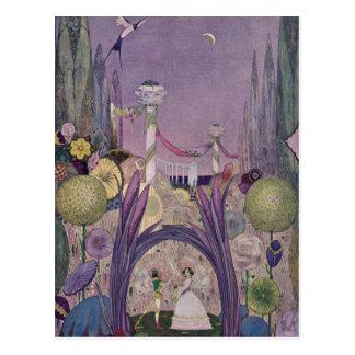 Cartão Postal Thumbelina