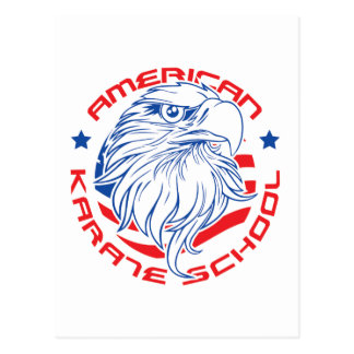 Cartão Postal tiff_DS_American_Karate_School_Eagle_Logo1.tiff