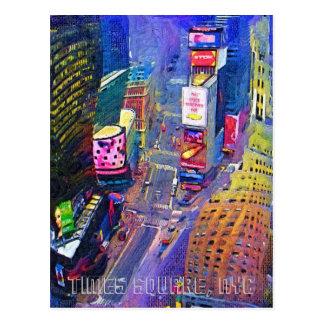 Cartão Postal Times Square, NYC