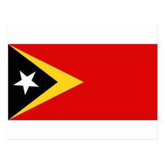 Cartão Postal Timor-Leste