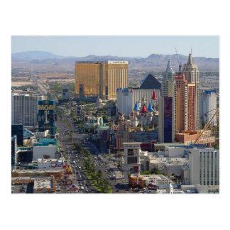 Cartão Postal Tira de Las Vegas