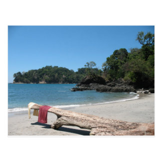 Cartão Postal toalhas de praia