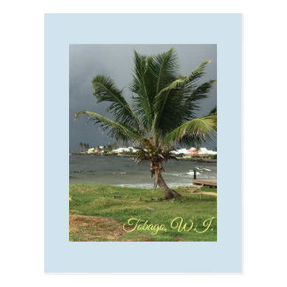 Cartão Postal Tobago