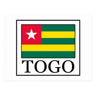 Cartão Postal Togo