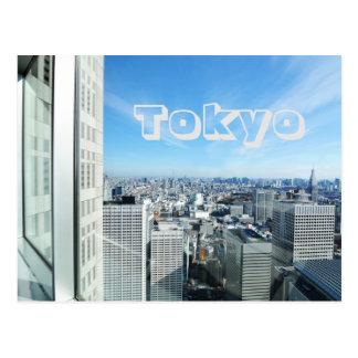 Cartão Postal Tokyo, Japão