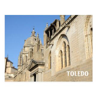 Cartão Postal Toledo, espanha
