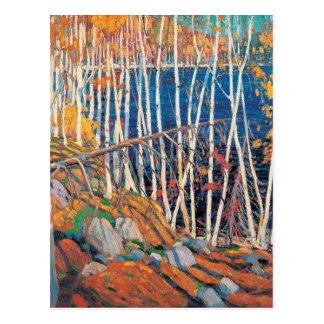 Cartão Postal Tom Thomson - no Northland