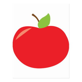 Cartão Postal Tomate
