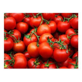 Cartão Postal Tomates