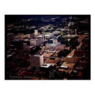 Cartão Postal Topeka, Kansas